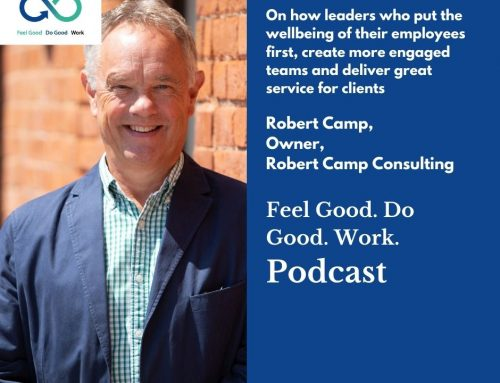Podcast with Robert Camp, owner of Robert Camp Consulting