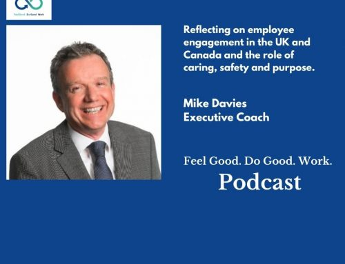 Podcast with Executive Coach and Former Director and VP of HR for Finning